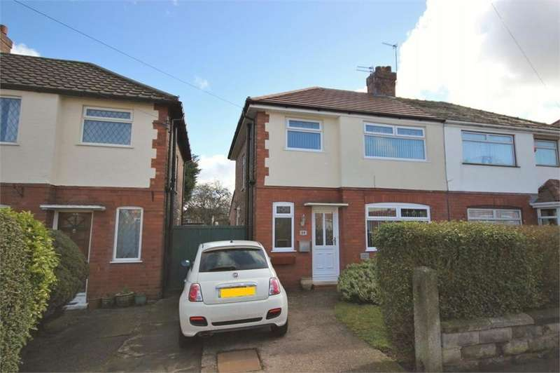 3 Bedrooms Semi Detached House for sale in Dykin Road, WIDNES, Cheshire