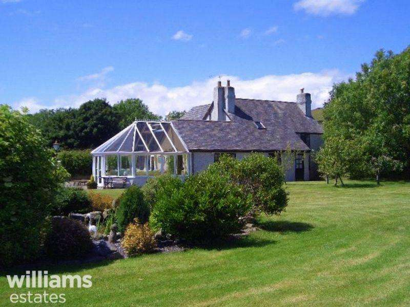 4 Bedrooms Detached House for sale in Groes, Denbigh