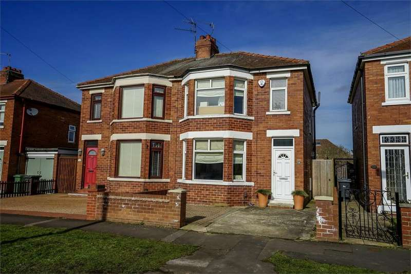 3 Bedrooms Semi Detached House for sale in Melwood Grove, YORK