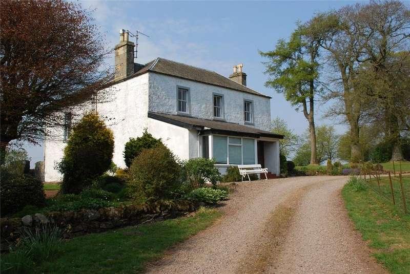 5 Bedrooms Detached House for rent in Easter Upper Urquhart House, Gateside, Cupar, Fife, KY14