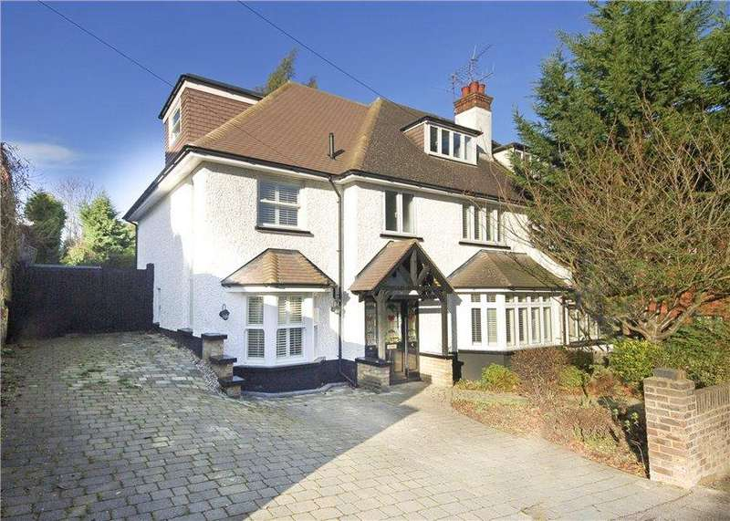 5 Bedrooms Semi Detached House for rent in South Road, Chorleywood, Herts WD3