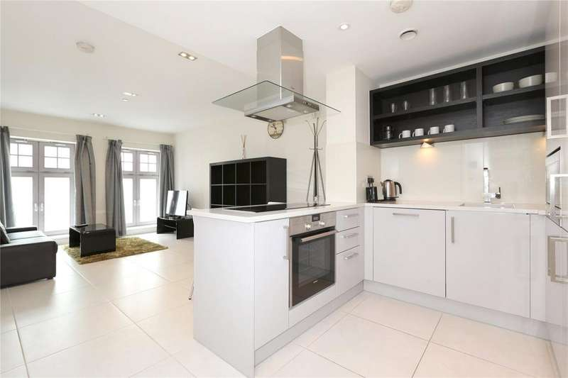 1 Bedroom Flat for sale in Leonard Street, EC2A