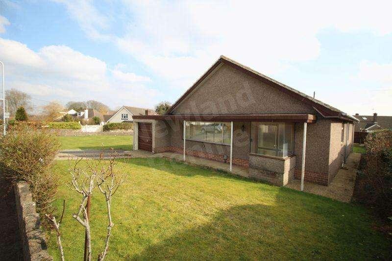 3 Bedrooms Detached Bungalow for sale in Cefn Walk, Rogerstone, Newport