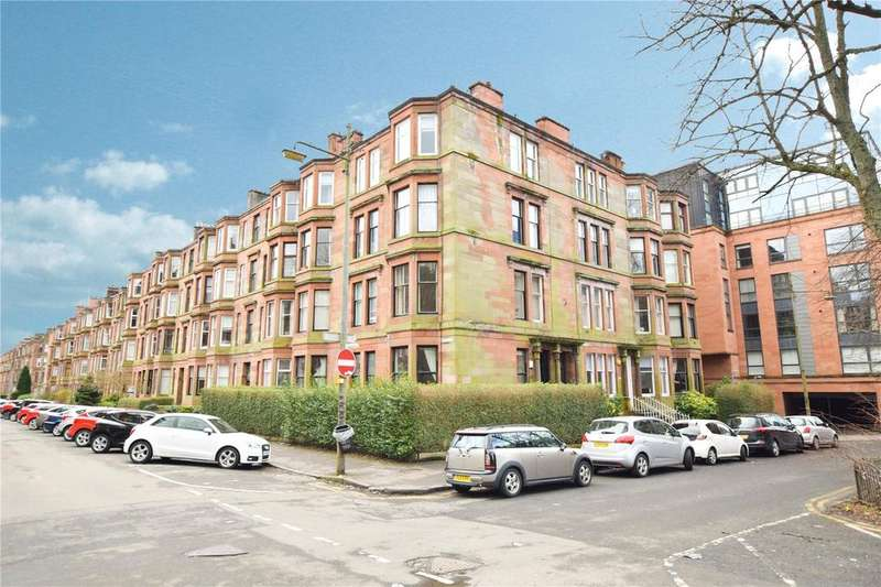 2 Bedrooms Apartment Flat for sale in 3/3, Queensborough Gardens, Hyndland, Glasgow