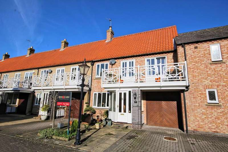 3 Bedrooms Mews House for sale in The Old Stables, York Road, Beverley, HU17