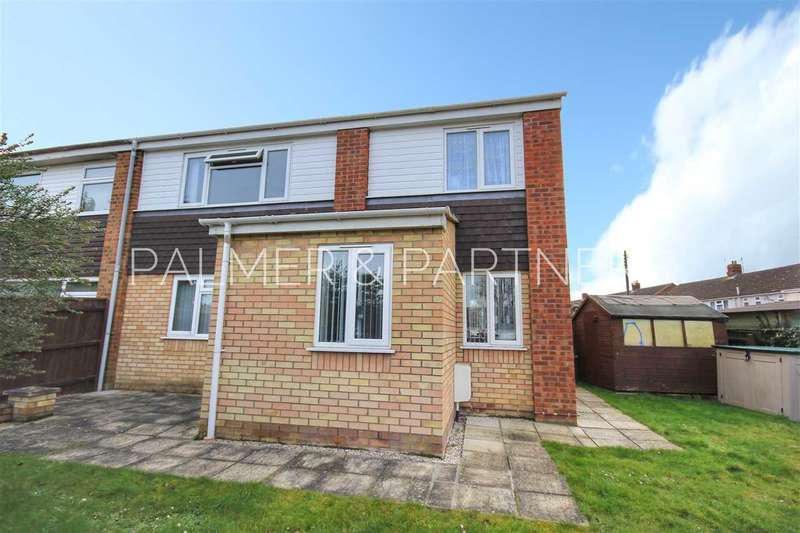 3 Bedrooms End Of Terrace House for sale in Churchill Drive, Sudbury