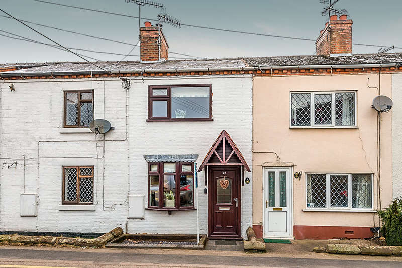2 Bedrooms Terraced House for sale in Gaol Butts, Eccleshall, Stafford, ST21