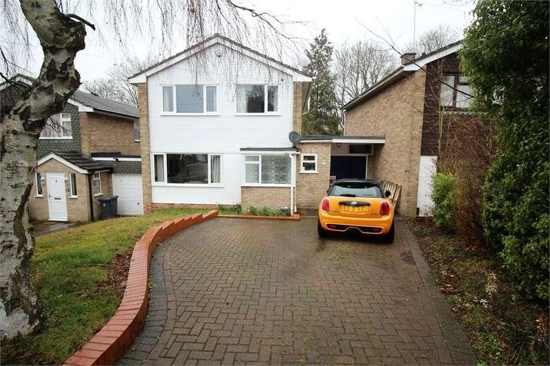 3 Bedrooms Detached House for sale in Pierces Hill, Tilehurst, READING, Berkshire