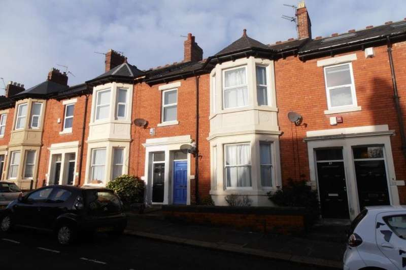 5 Bedrooms Flat for sale in Cavendish Road, Jesmond, Newcastle Upon Tyne, NE2