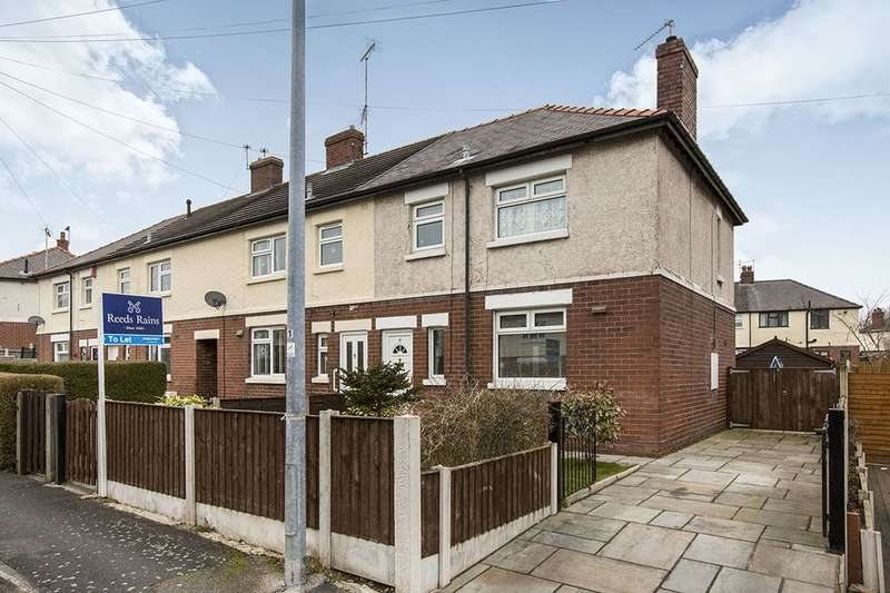 2 Bedrooms Semi Detached House for rent in Wilbraham Road, Congleton, CW12