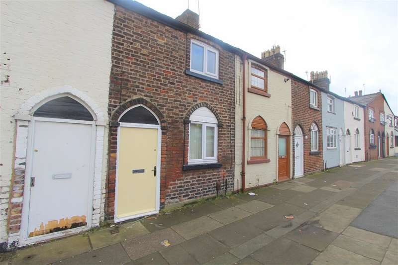 2 Bedrooms Terraced House for sale in East Prescot Road, Knotty Ash, Liverpool