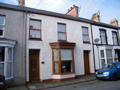 3 Bedrooms Terraced House for sale in Madoc Street, Porthmadog, Gwynedd, LL49