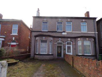 3 Bedrooms Semi Detached House for sale in Sussex Road, Southport, Lancashire, Uk, PR9