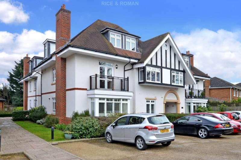2 Bedrooms Retirement Property for sale in Claremont Place, Claygate
