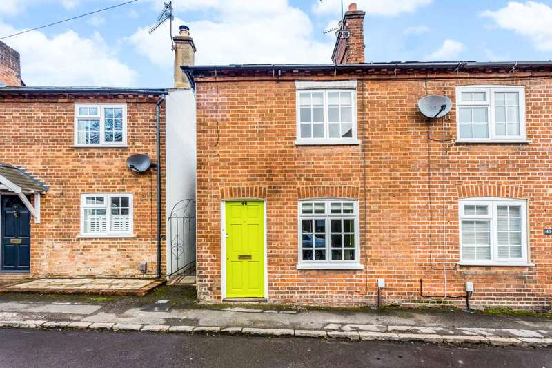 2 Bedrooms End Of Terrace House for sale in King Street, Tring