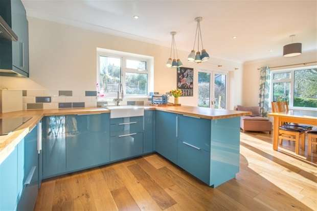 3 Bedrooms Detached Bungalow for sale in Combe Green