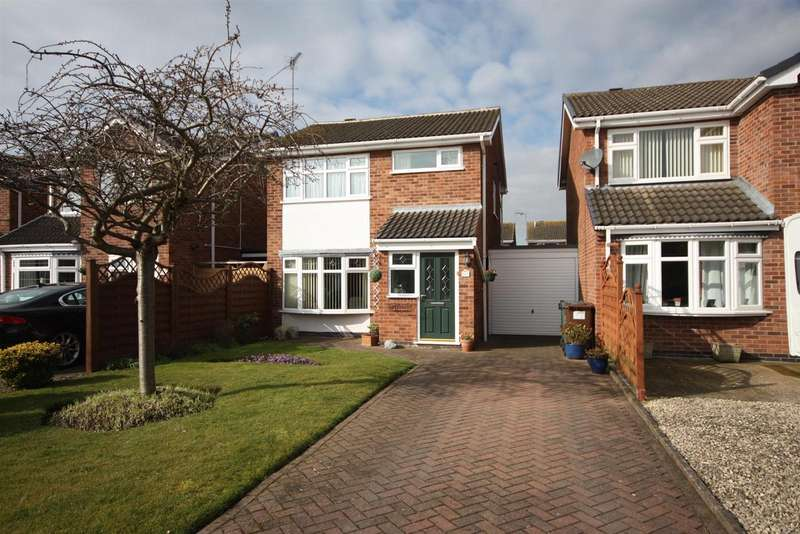 3 Bedrooms Property for sale in Long Furrow, East Goscote, Leicester