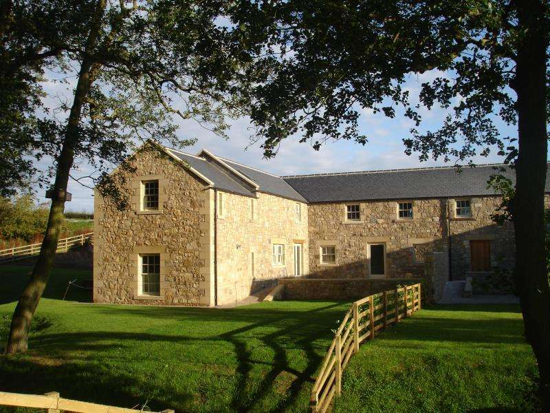 4 Bedrooms Barn Conversion Character Property for rent in Sturton Grange Mill, Warkworth, Morpeth, Northumberland, NE65