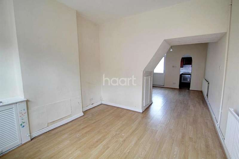 2 Bedrooms End Of Terrace House for sale in Cranmer Street, Leicester