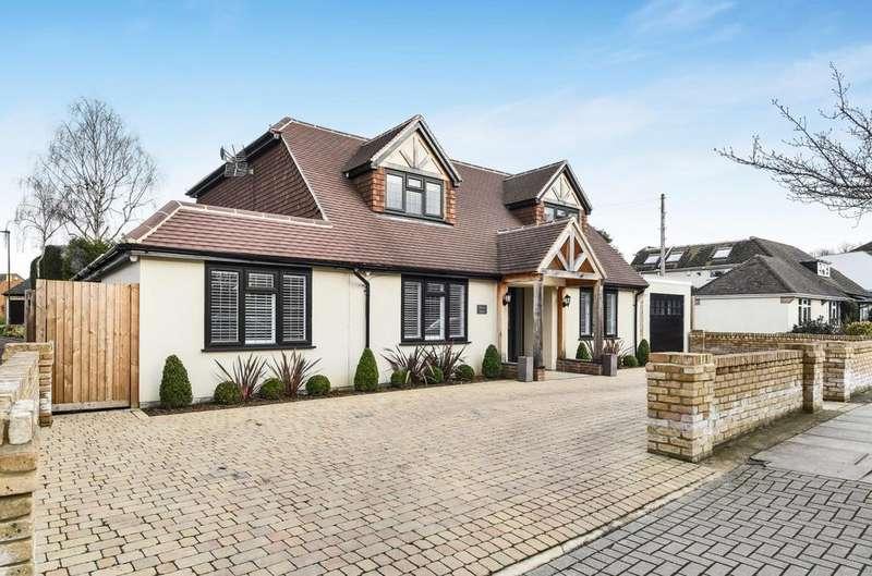 4 Bedrooms Detached House for sale in Grasmere Road Locksbottom BR6