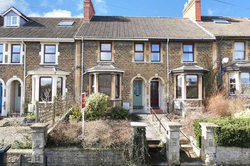 4 Bedrooms Terraced House for sale in Alexandra Road, Frome