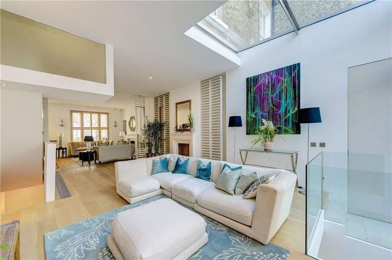 4 Bedrooms Terraced House for sale in Redcliffe Road, Chelsea, London, SW10