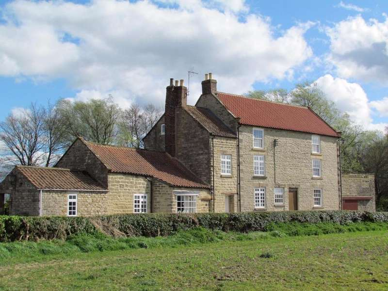 4 Bedrooms Country House Character Property for sale in Lendales Lane, Pickering
