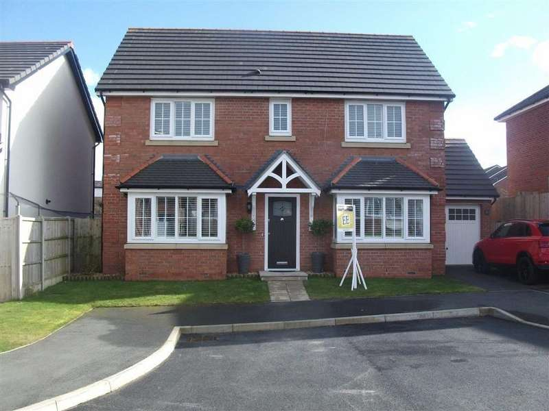 4 Bedrooms Detached House for sale in Pant Y Braillau, Benllech, Anglesey
