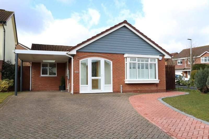 3 Bedrooms Detached Bungalow for sale in Willowbank Road, Knowle