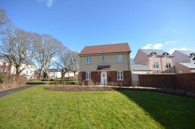3 Bedrooms House for sale in Underhay Close, Dawlish, EX7