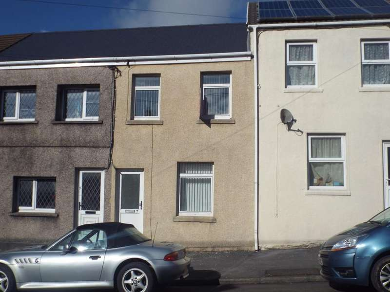 3 Bedrooms Terraced House for sale in High Street, Tumble
