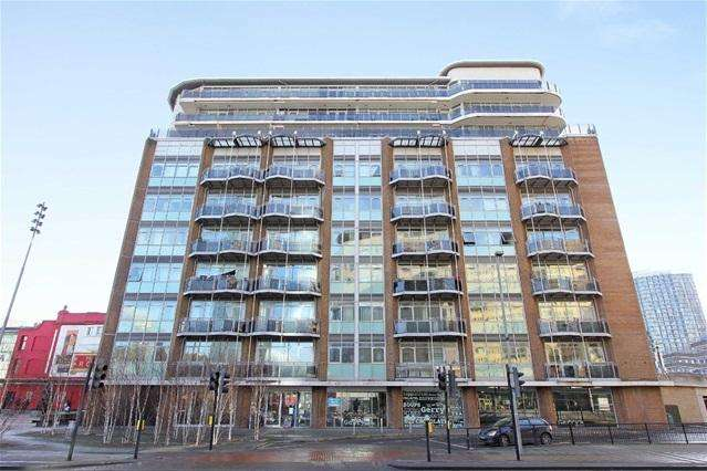 2 Bedrooms Flat for sale in Gerry Raffles Square, Stratford