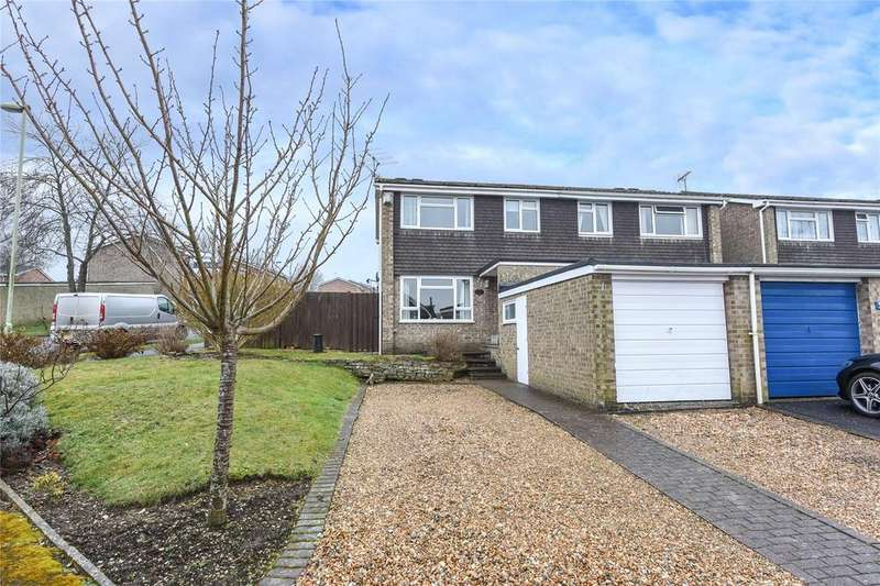 3 Bedrooms Semi Detached House for sale in Yellowhammers, Alton, Hampshire