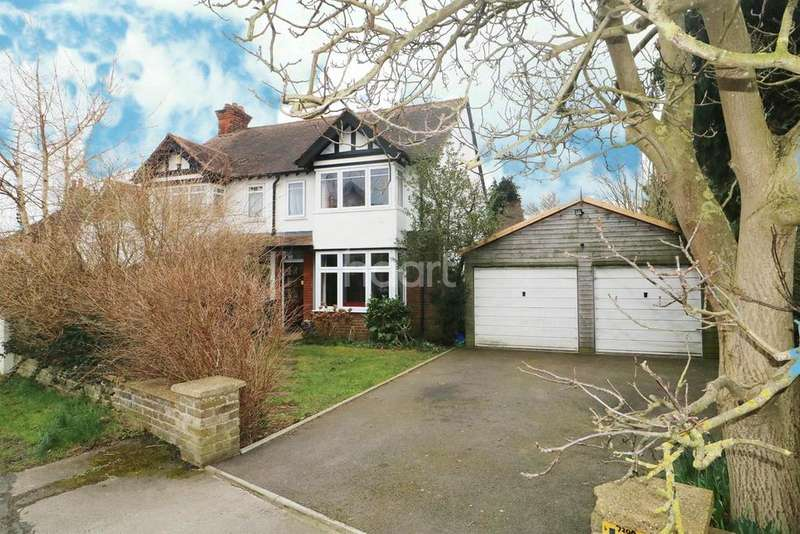 3 Bedrooms Semi Detached House for sale in Hag Hill Lane, Taplow
