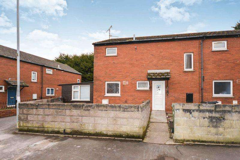 3 Bedrooms End Of Terrace House for sale in Skaithmuir Road, Tremorfa, Cardiff