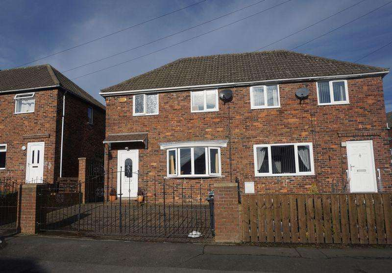 3 Bedrooms Semi Detached House for sale in Wansbeck Avenue, Stanley