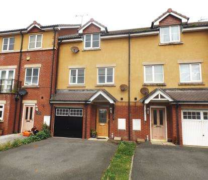 4 Bedrooms House for sale in Ffordd Idwal, Prestatyn, Denbighshire, LL19