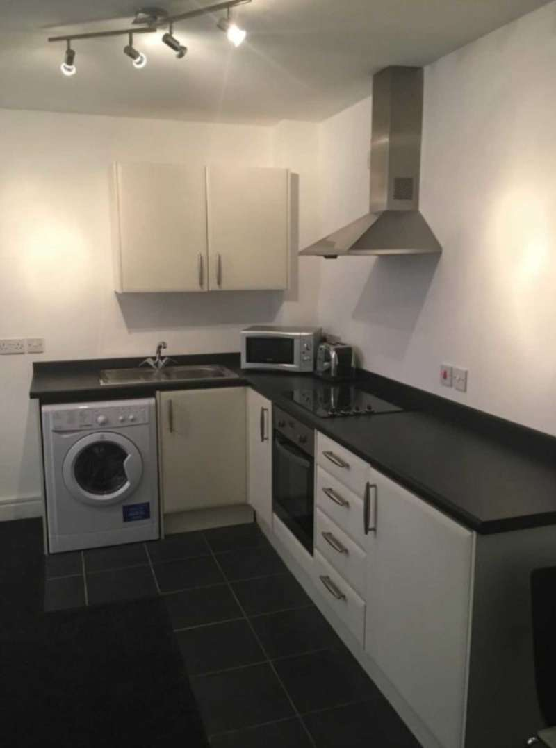 2 Bedrooms Apartment Flat for rent in Rowland Hill House, Blackwell Street, KIDDERMINSTER