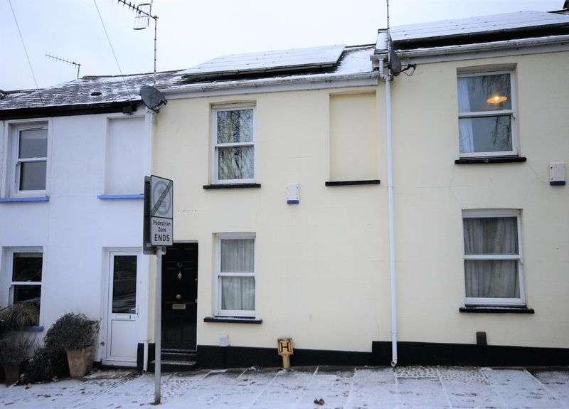 3 Bedrooms Property for sale in Sandford Walk, Exeter