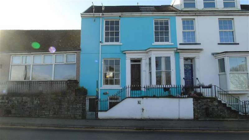 3 Bedrooms Terraced House for sale in Mumbles Road, Swansea, SA3