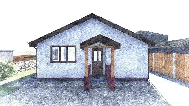 3 Bedrooms Bungalow for sale in Llwynog, New Build Bungalow, Park Crescent, Llanfairfechan.