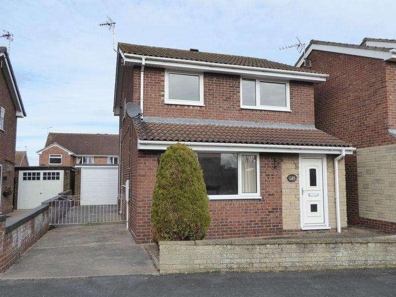 3 Bedrooms Detached House for rent in Glen Eagles Way, Retford