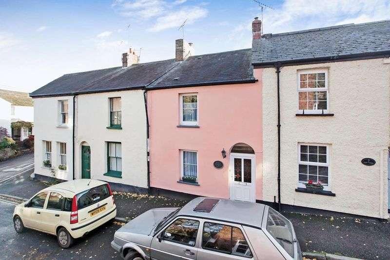 3 Bedrooms Property for sale in Silver Street, Milverton