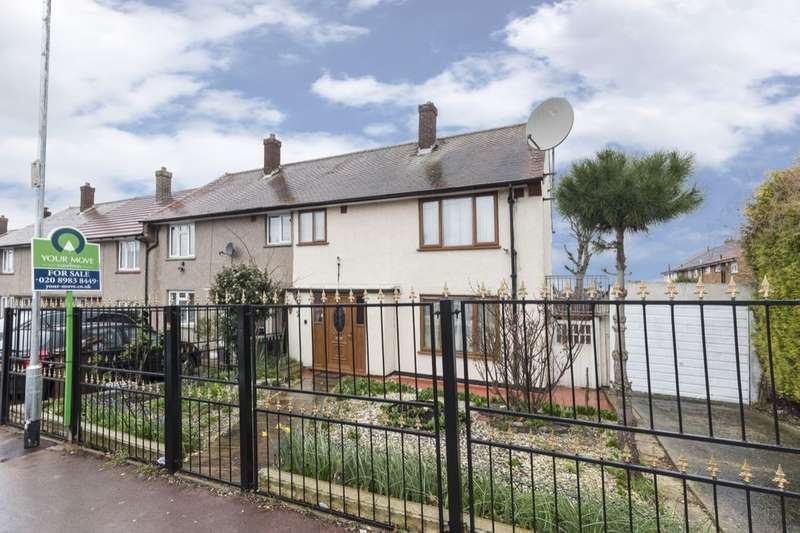 3 Bedrooms Semi Detached House for sale in Kingston Close, Chadwell Heath, Romford, RM6
