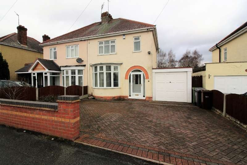 3 Bedrooms Semi Detached House for rent in Balmain Crescent, Wednesfield