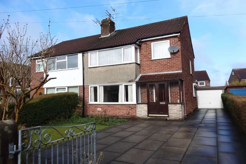 3 Bedrooms Semi Detached House for sale in Hurstway Close, Fulwood, Preston, PR2