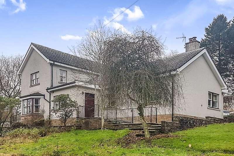 4 Bedrooms Detached House for rent in Kirtlebridge, Lockerbie, DG11