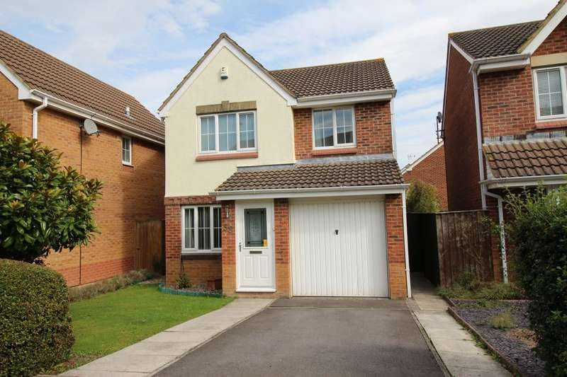 3 Bedrooms Detached House for rent in Conference Avenue, Portishead, Bristol, BS20