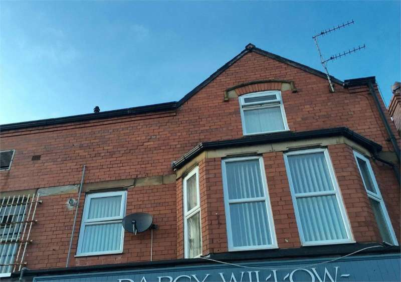 1 Bedroom Flat for rent in 155 St Johns Road, Waterloo, LIVERPOOL, Merseyside