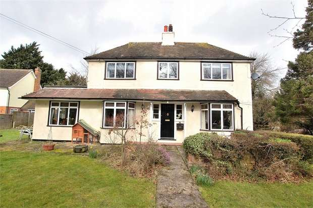 4 Bedrooms Detached House for sale in Takeley, Bishop's Stortford, Essex